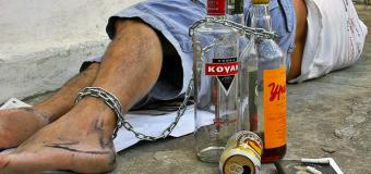 Признаки пьющего человека: стадии алкоголизма
